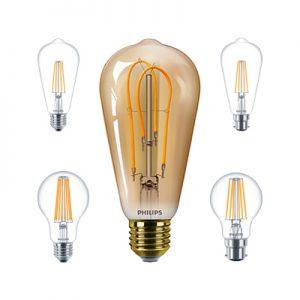 Kλασσικός Λαμπτήρας Classic LED