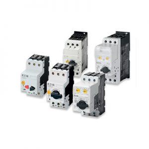 Motor-protective circuit breakers