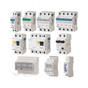 Din-Rail modular switchgear