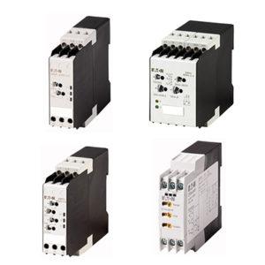 Timing relay , measuring relay and monitoring relay